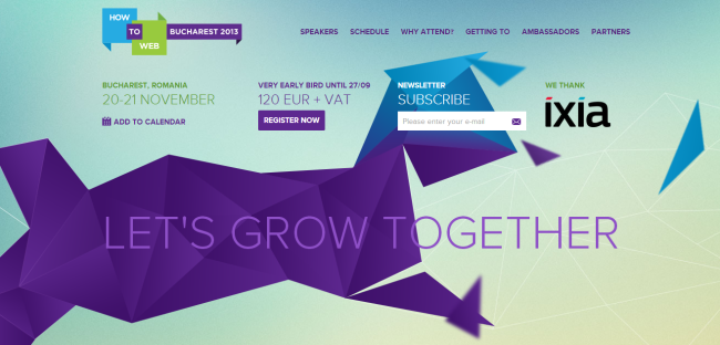 how to web 2013 website
