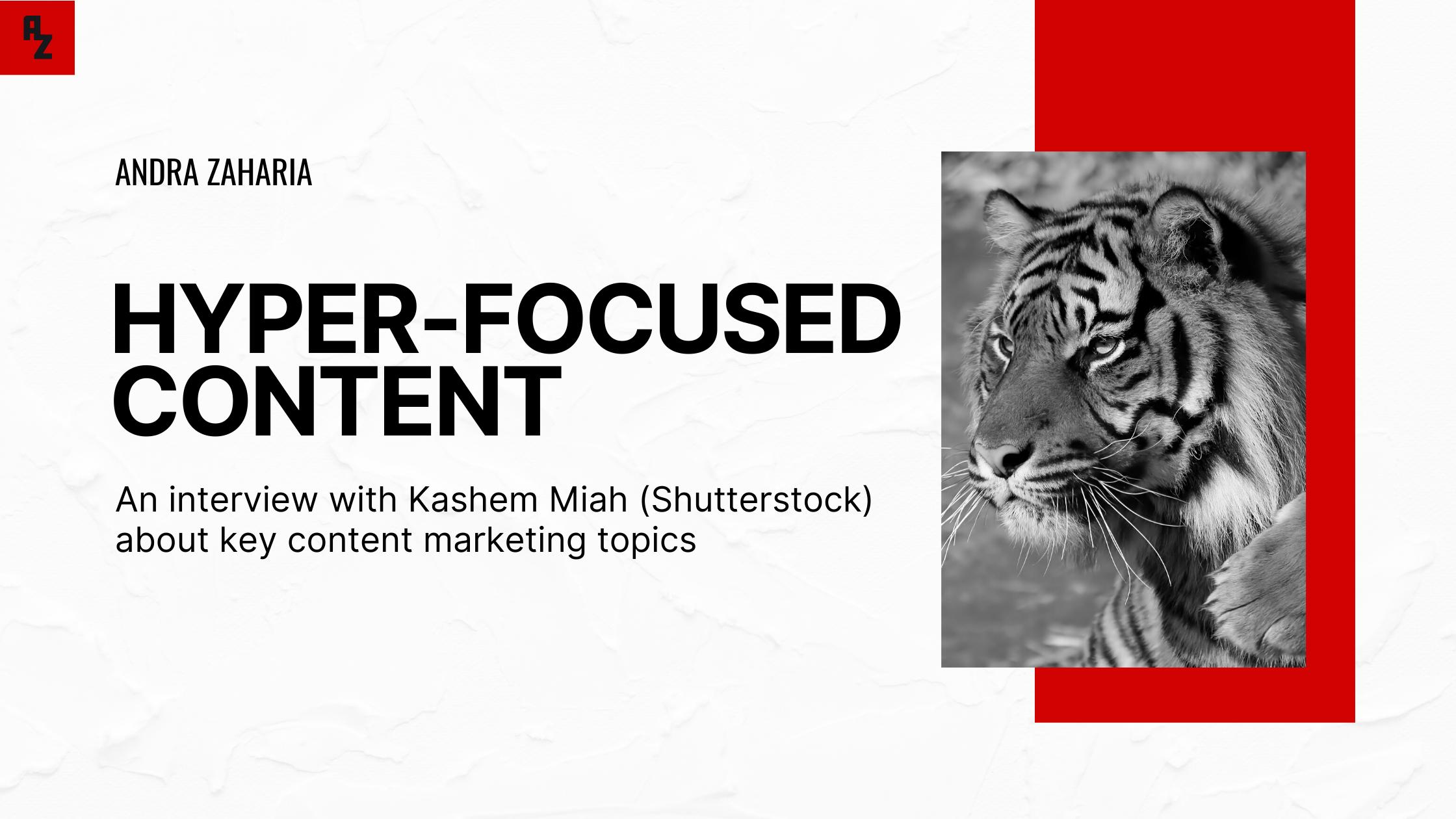 content interview kashem miah