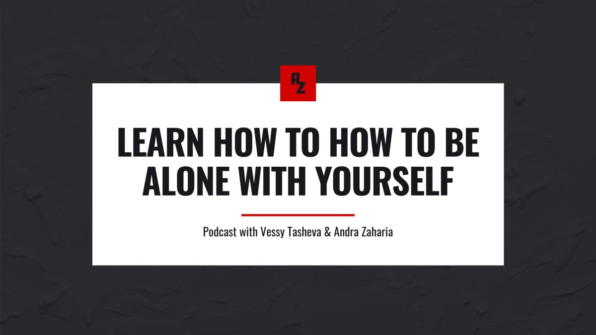 Vessy Tasheva how do you know podcast