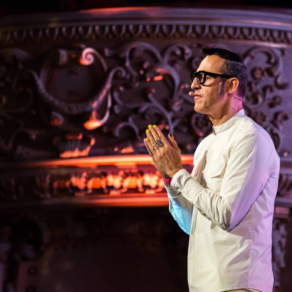 karim rashid global iaa conference bucharest 2019