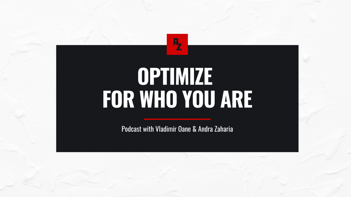 vladimir oane how do you know podcast