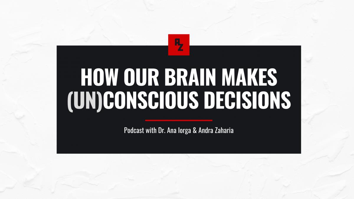 ANA IORGA PhD how do you know podcast