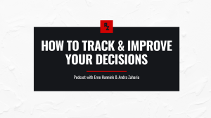 Erno Hannink how do you know podcast article